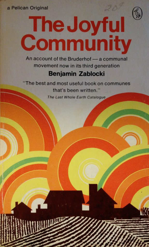 The Joyful Community by Benjamin Zablocki